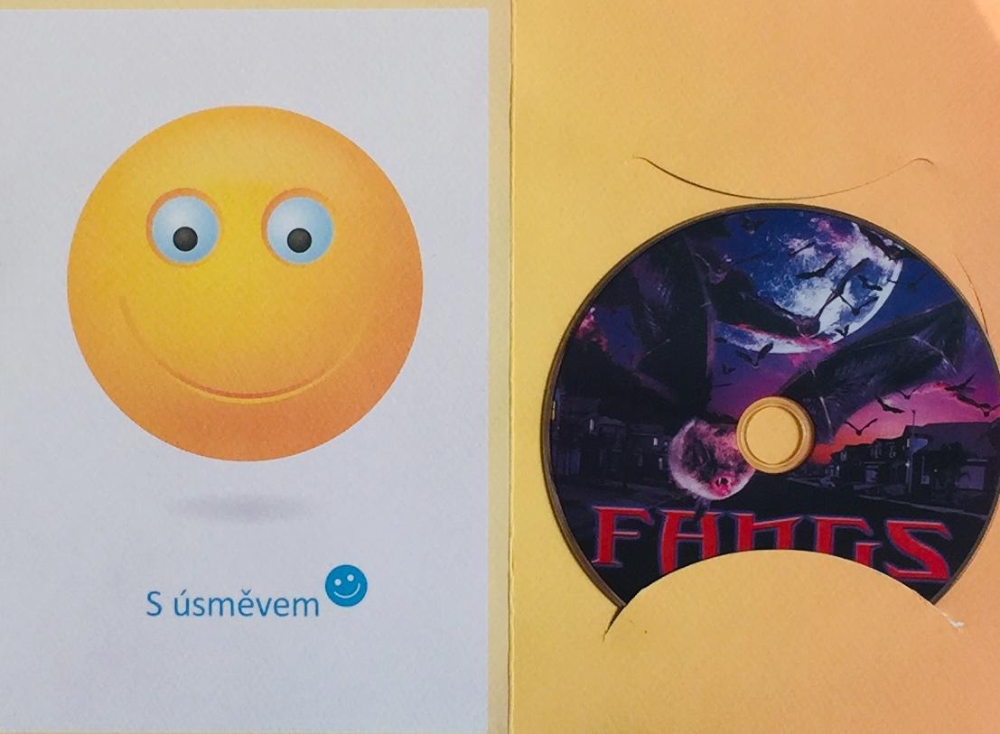 Fungs / Tesáky - DVD /dárkový obal/