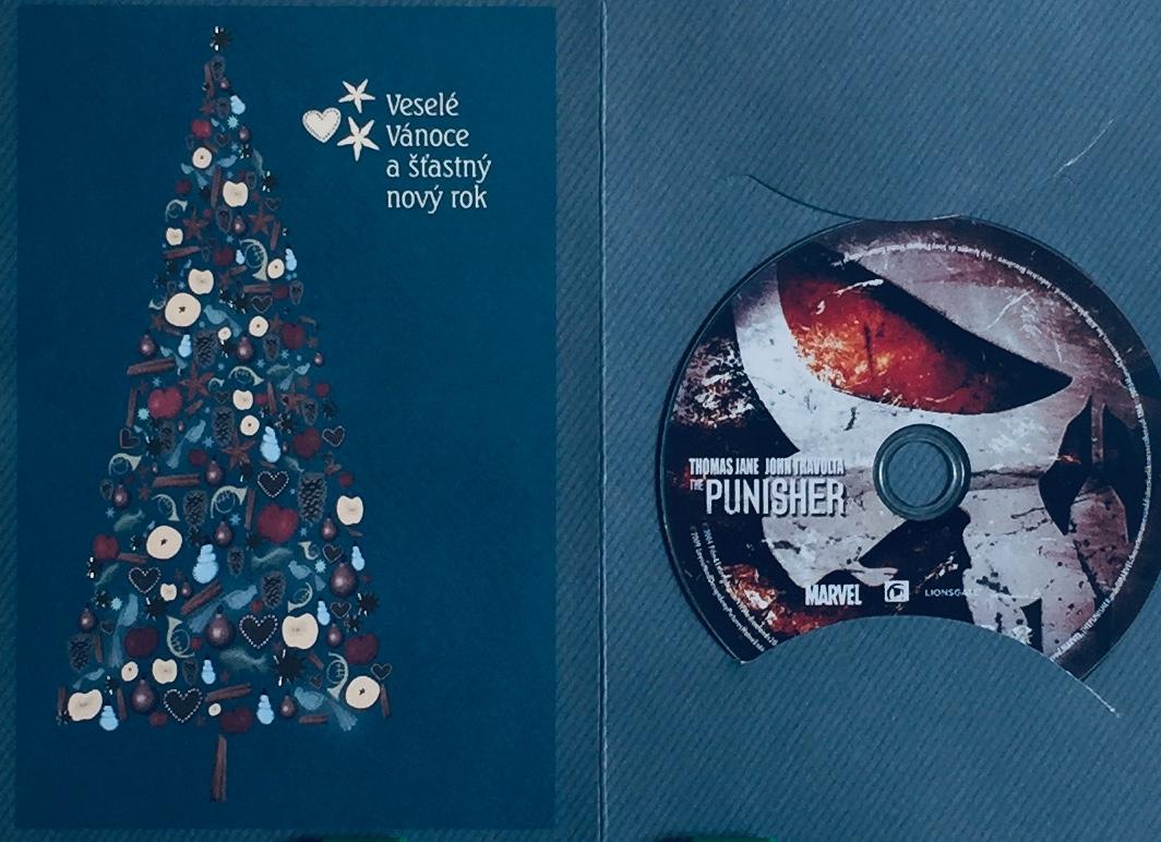 The Punisher / Kat - DVD /dárkový obal/