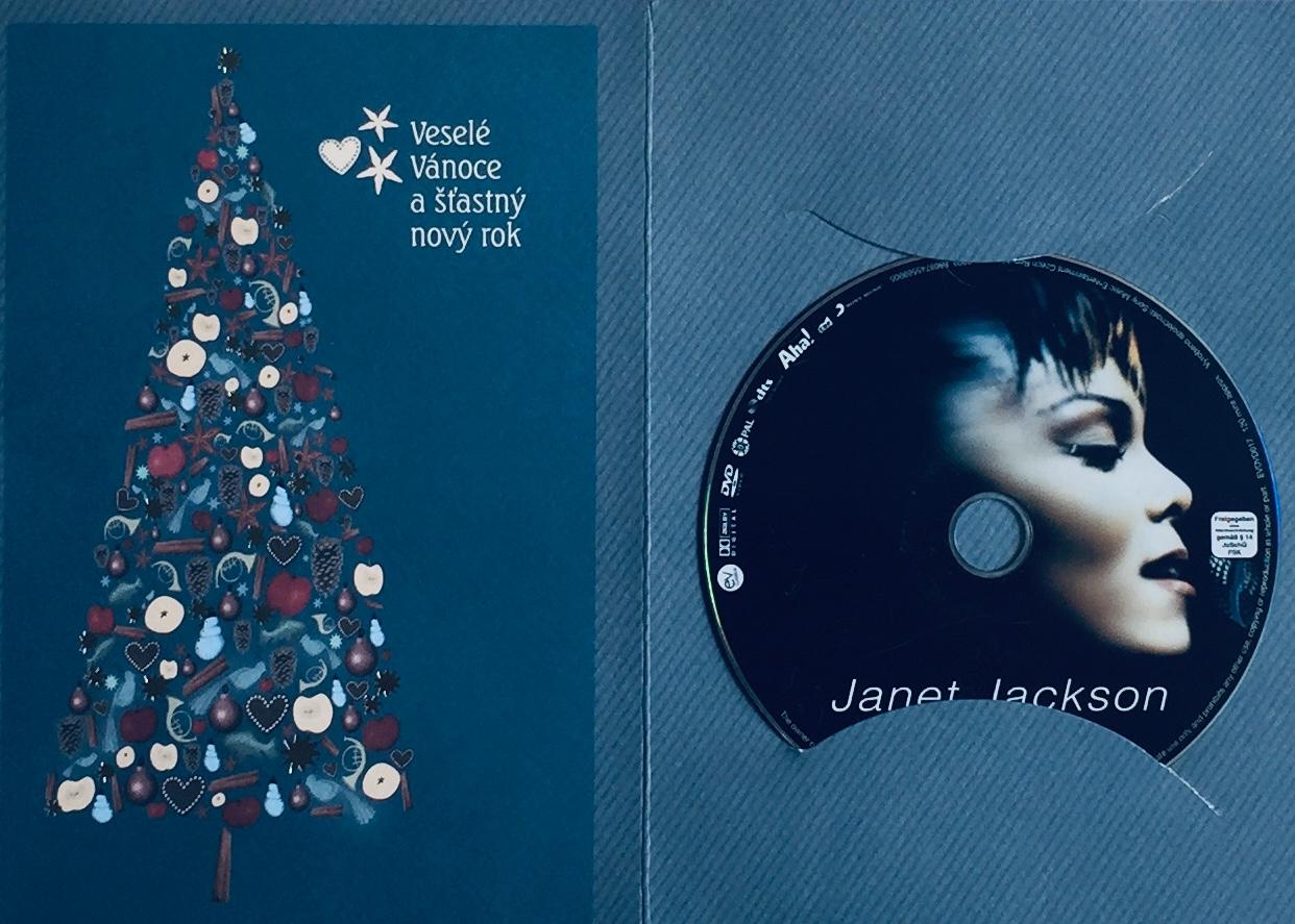 Janet Jackson - The Velvet Roup Tour - DVD /dárkový obal/