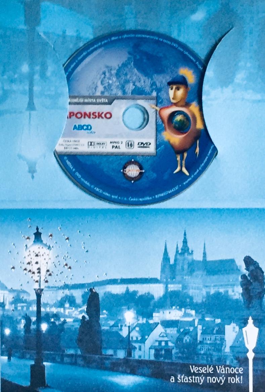 Nejkrásnější místa světa - Japonsko - DVD /dárkový obal/