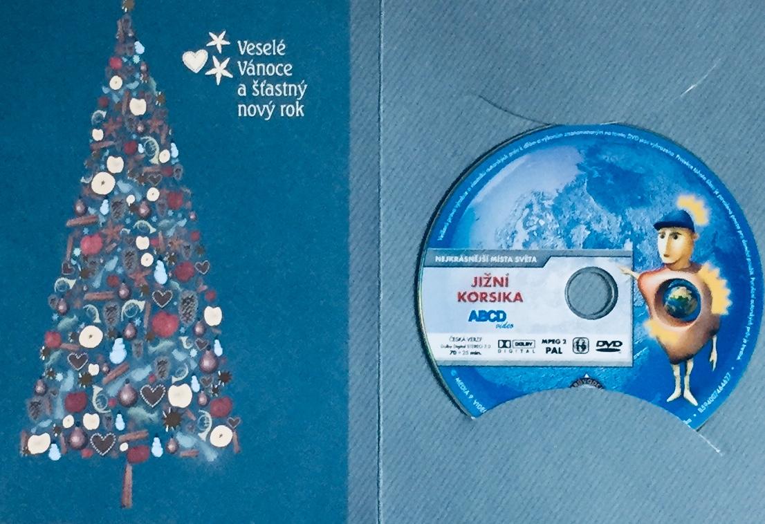 Nejkrásnější místa světa - Jižní Korsika - DVD /dárkový obal/