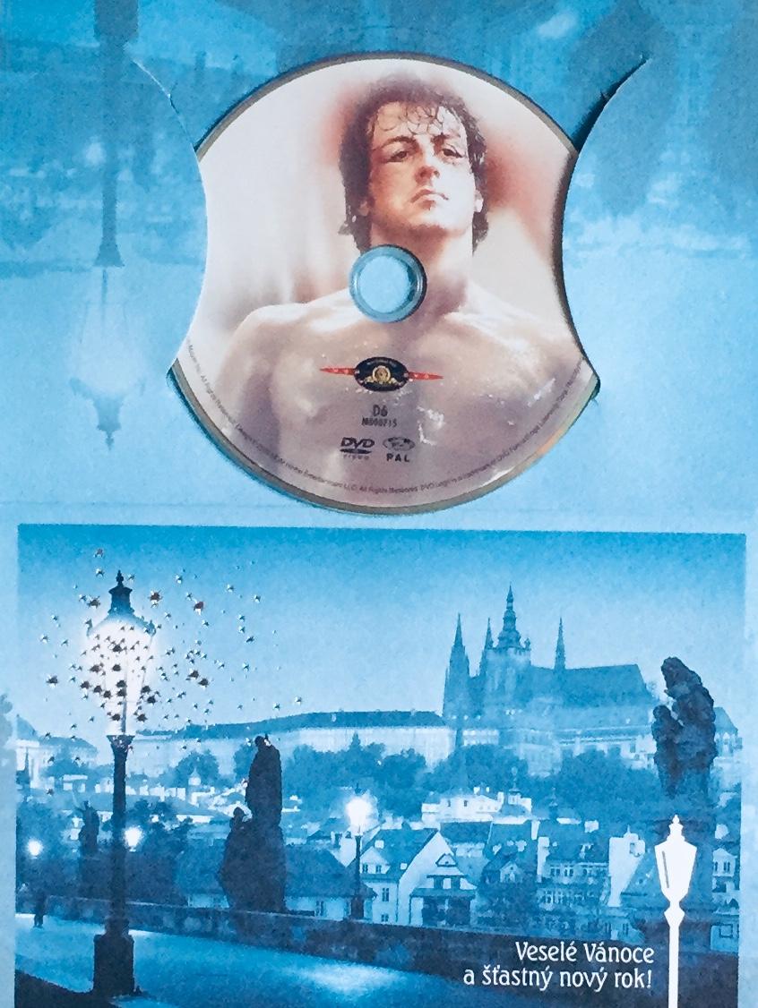 Rocky - DVD /dárkový obal/