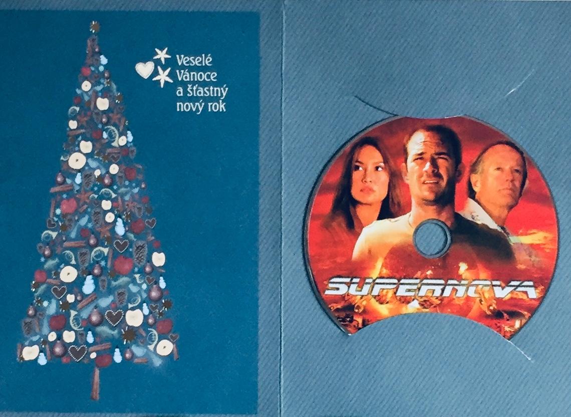 Supernova - DVD /dárkový obal/