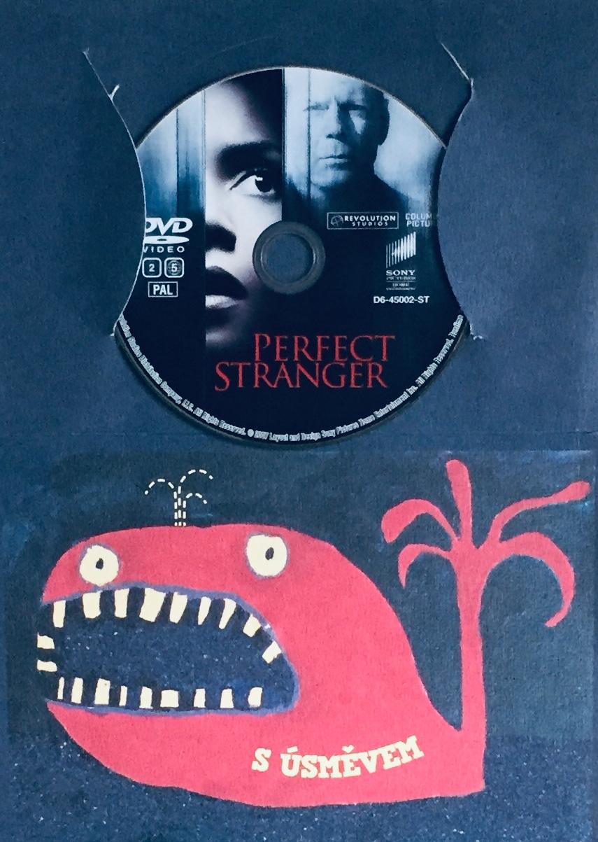 Perfect Stranger / Neznámý svůdce - DVD /dárkový obal/
