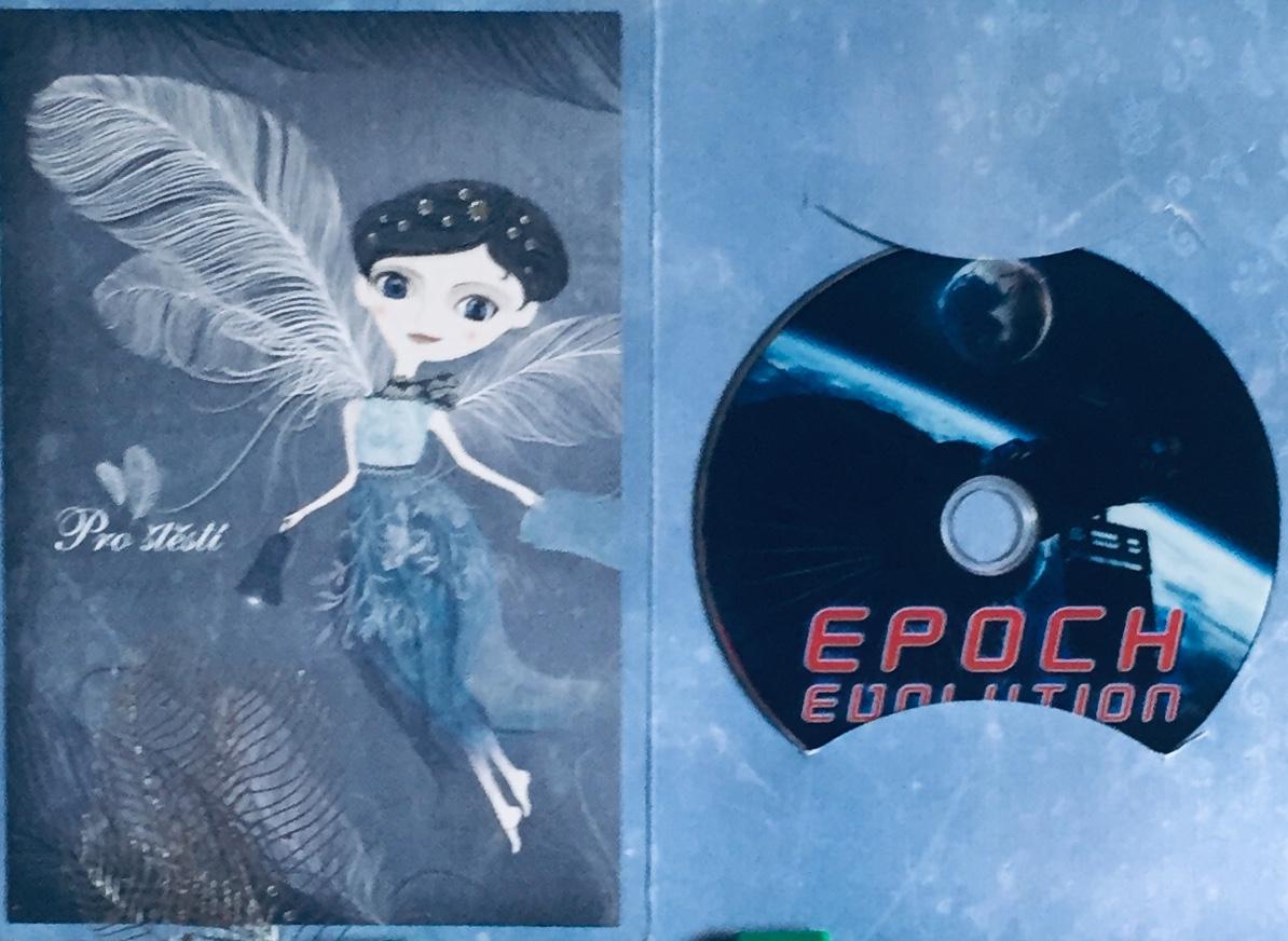 Epoch Evolution / Torus - DVD /dárkový obal/