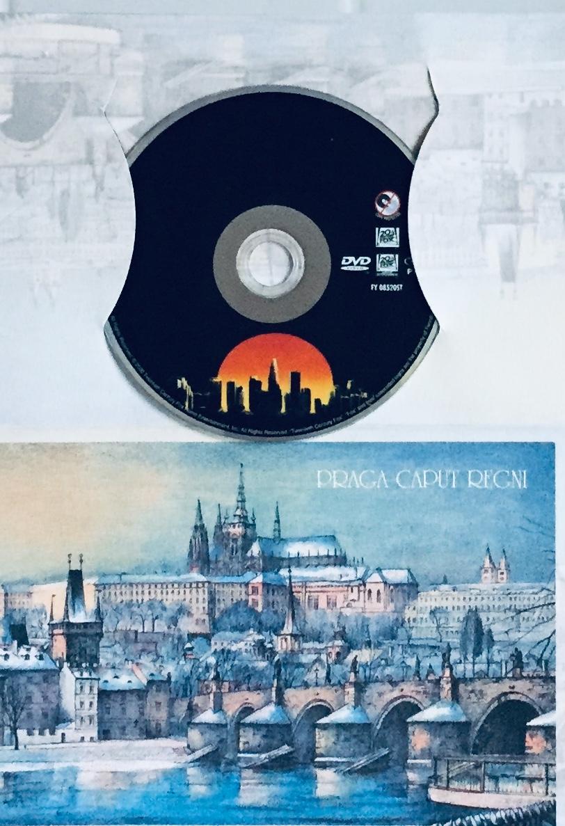 Rising Sun / Vycházející slunce - DVD /dárkový obal/