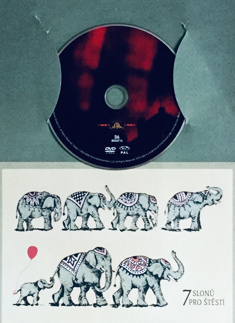 Stigmata - DVD /dárkový obal/