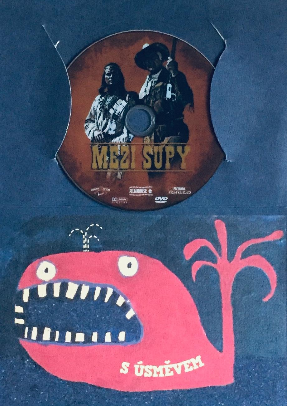 Mezi supy - DVD /dárkový obal/
