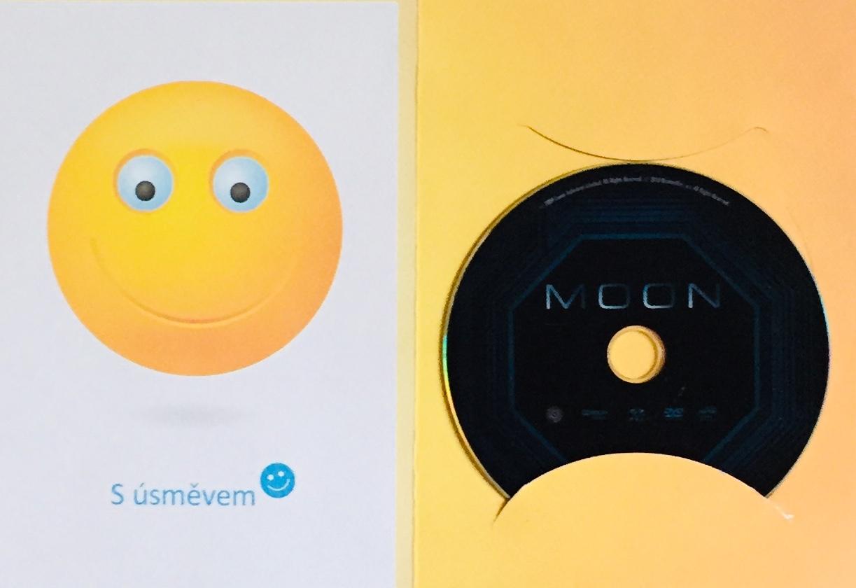 Moon - DVD /dárkový obal/