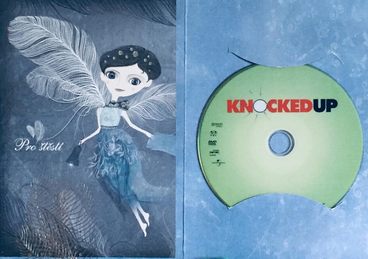 Knocked Up / Zbouchnutá - DVD /dárkový obal/