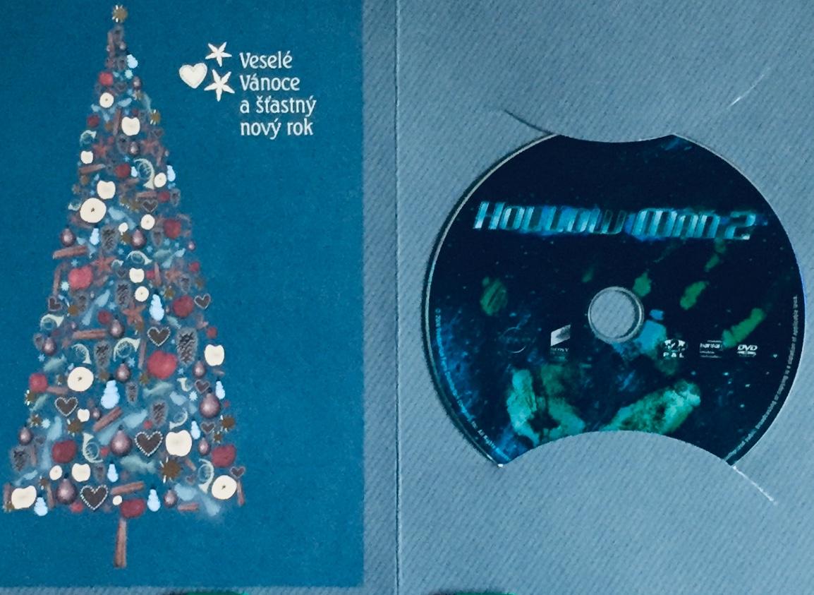 Hollow Man 2 / Muž bez stínu 2 - DVD /dárkový obal/