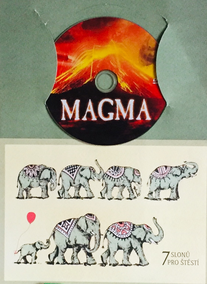 Magma - DVD /dárkový obal/