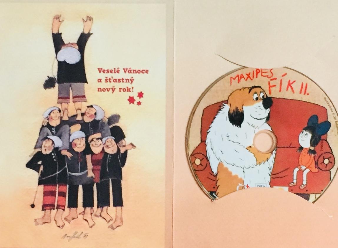 Maxipes Fík II. - DVD /dárkový obal/