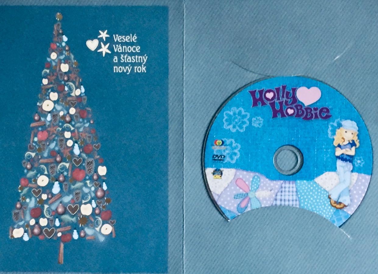Holly Hobbie 2 - DVD /dárkový obal/