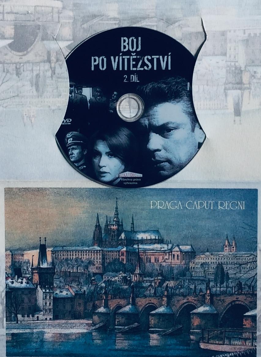 Boj po vitězství 2 - DVD /dárkový obal/