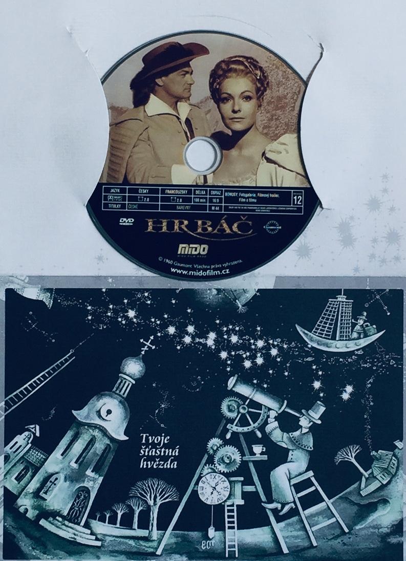 Hrbáč - DVD /dárkový obal/