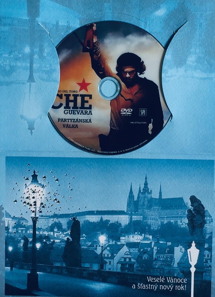 Che Guevara - Partyzánská válka - DVD /dárkový obal/