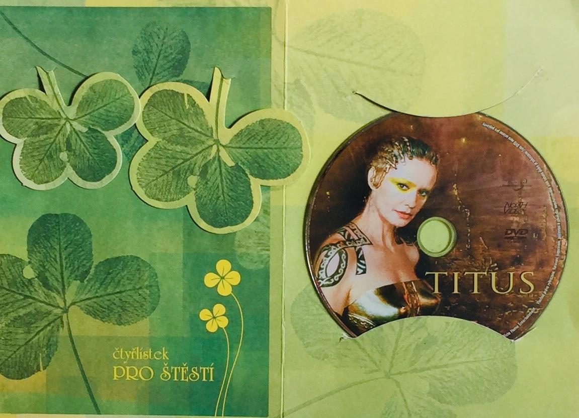 Titus - DVD /dárkový obal/