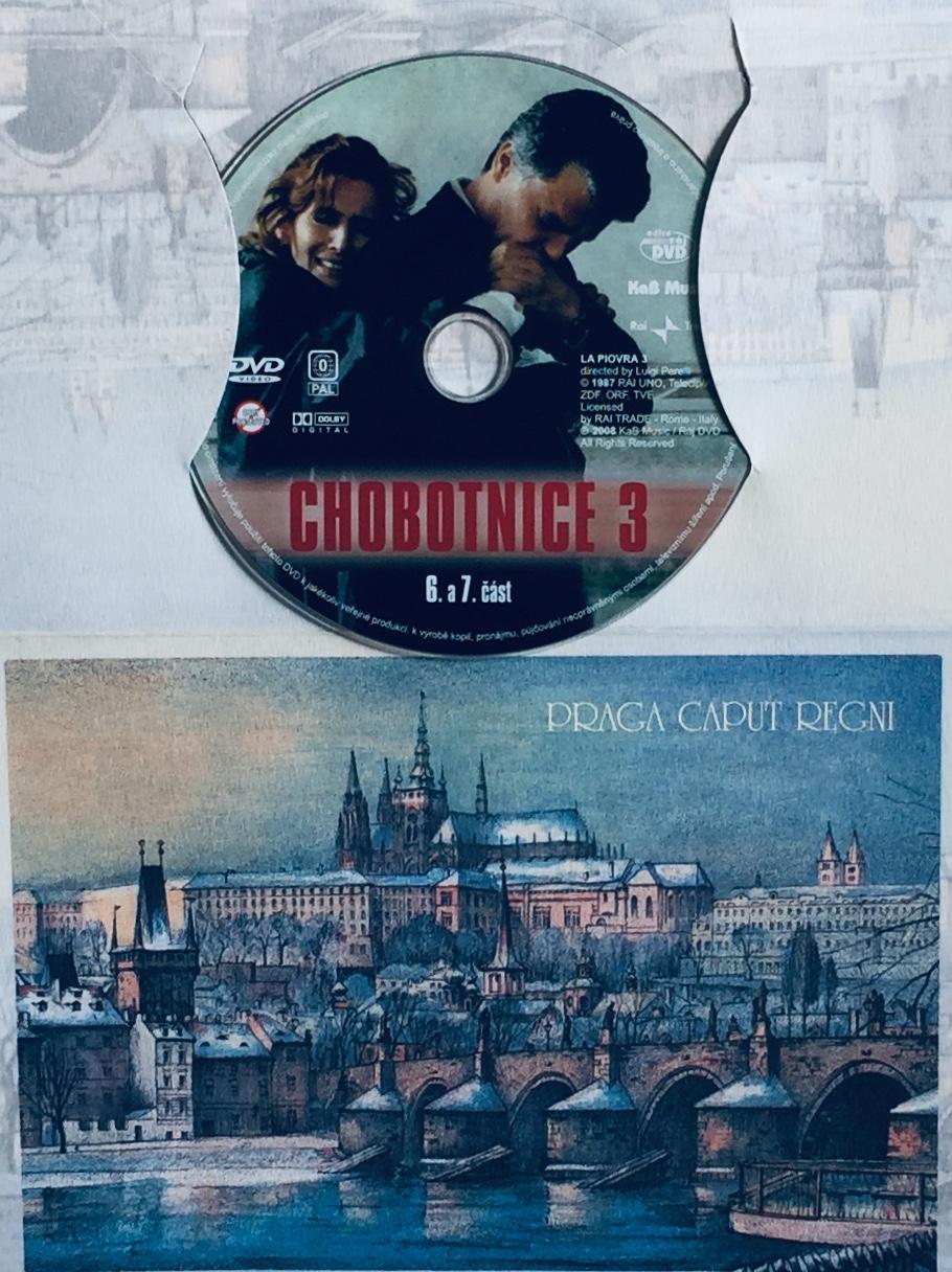 Chobotnice 3 - DVD /dárkový obal/