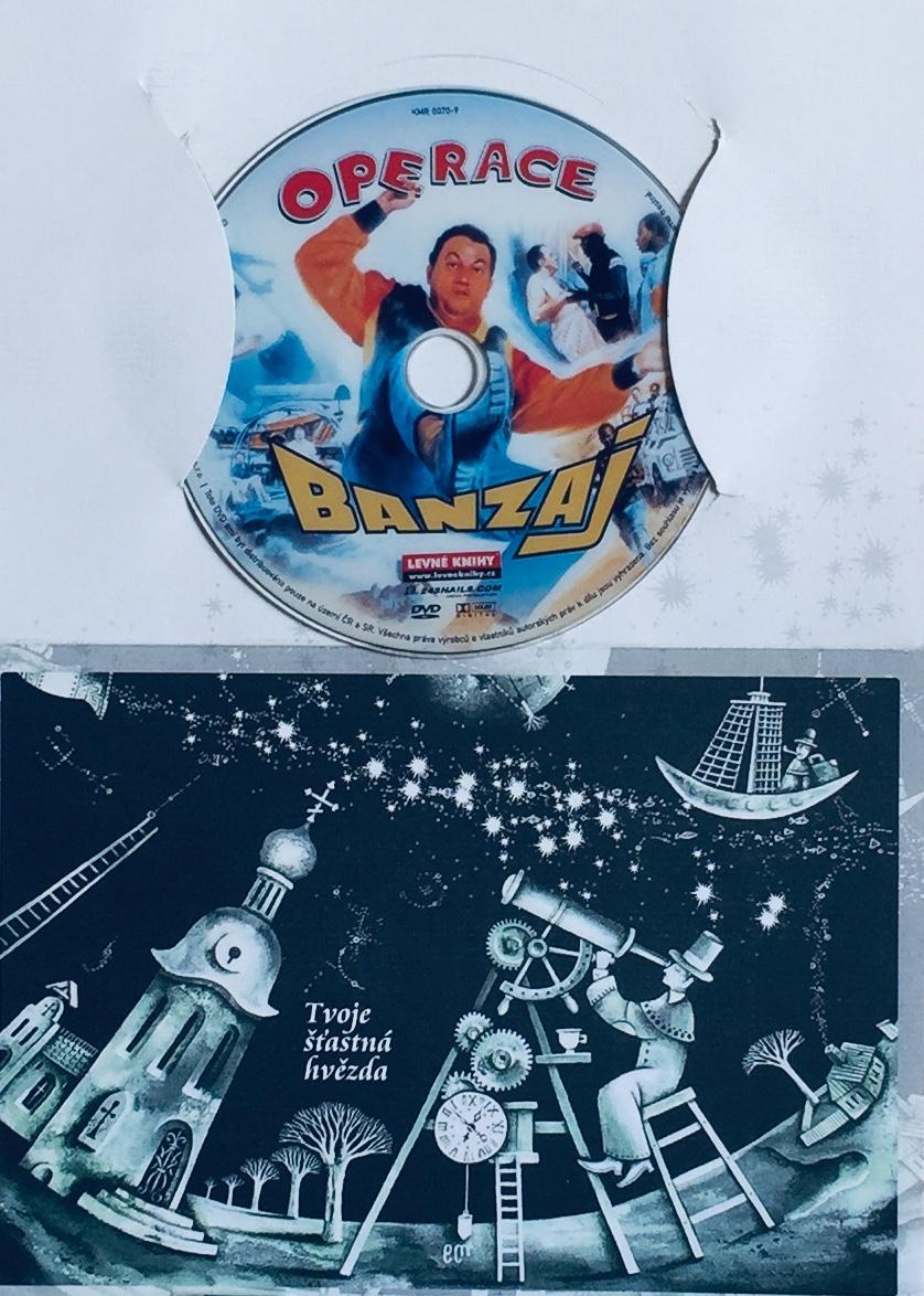 Operace Banzaj - DVD /dárkový obal/