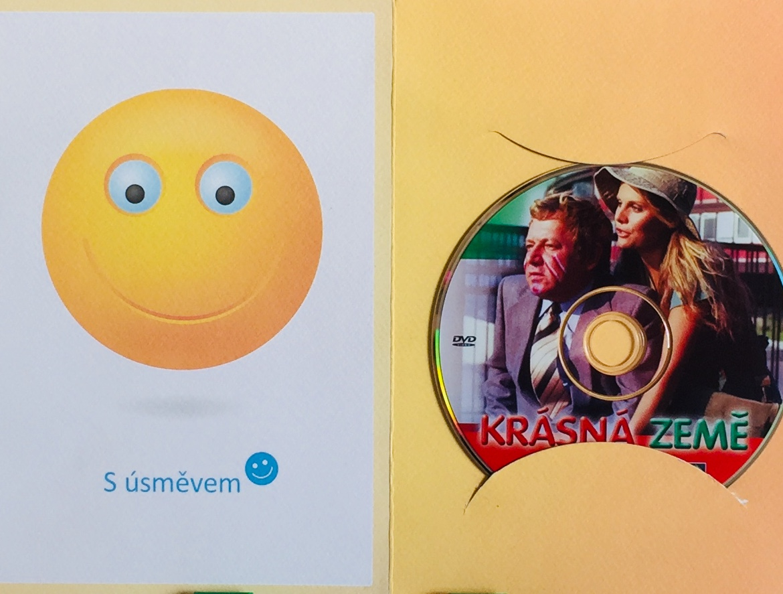 Krásná země - DVD /dárkový obal/