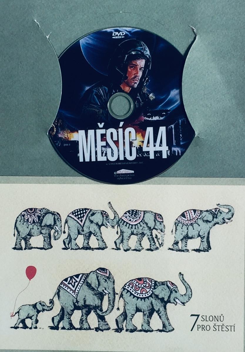 Měsíc 44 - DVD /dárkový obal/