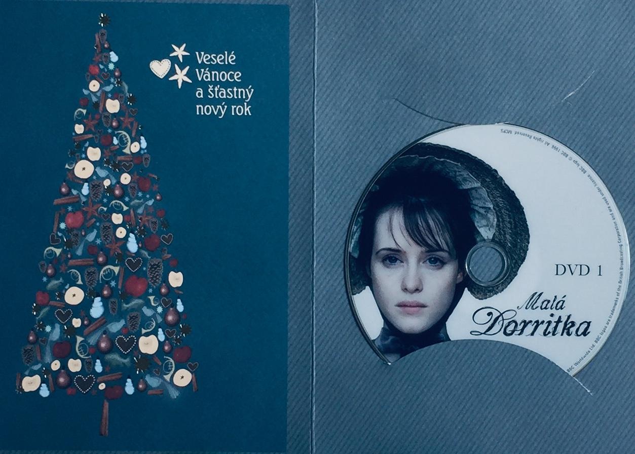 Malá Dorritka 1 - DVD /dárkový obal/