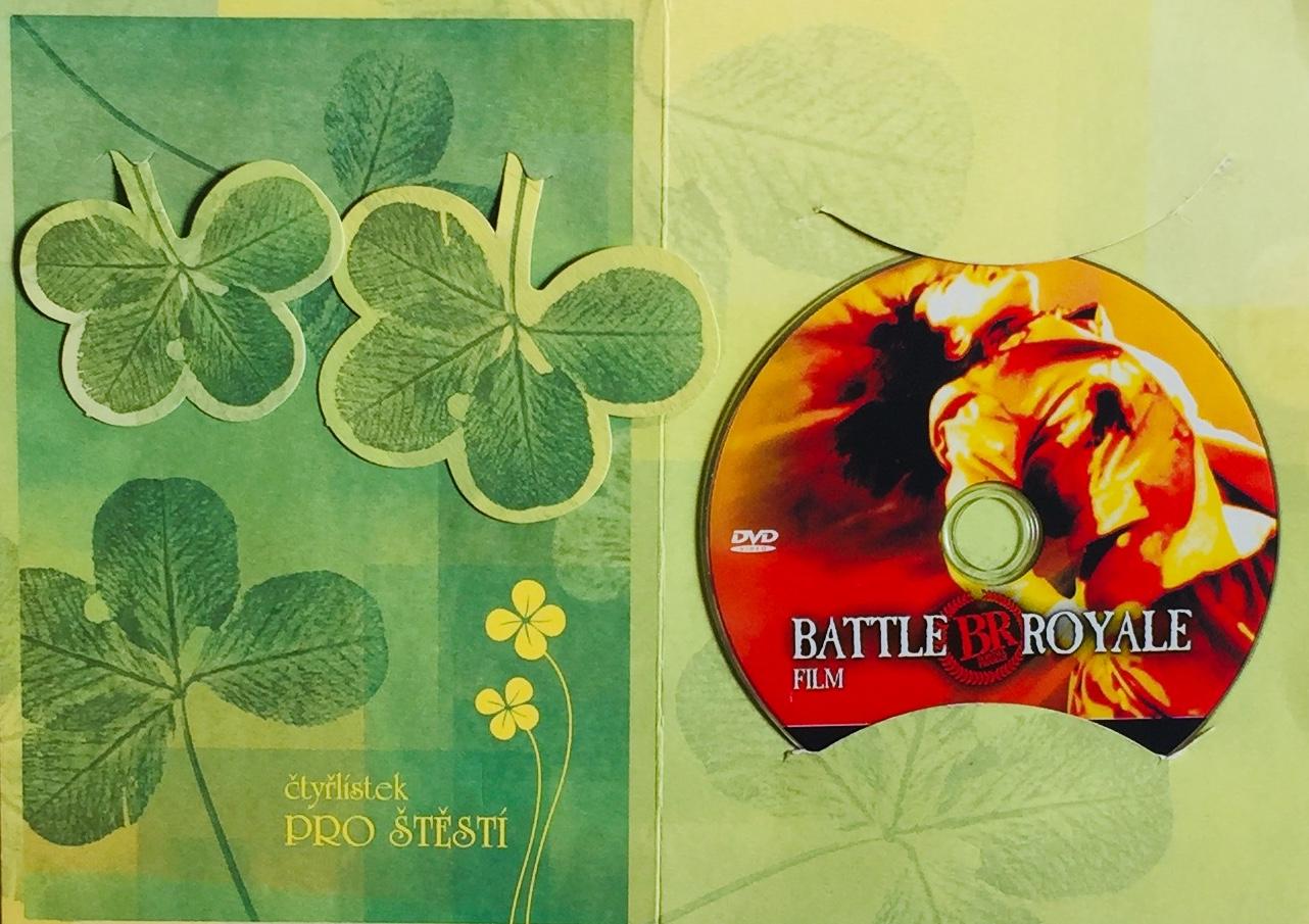 Battle Royale - DVD /dárkový obal/