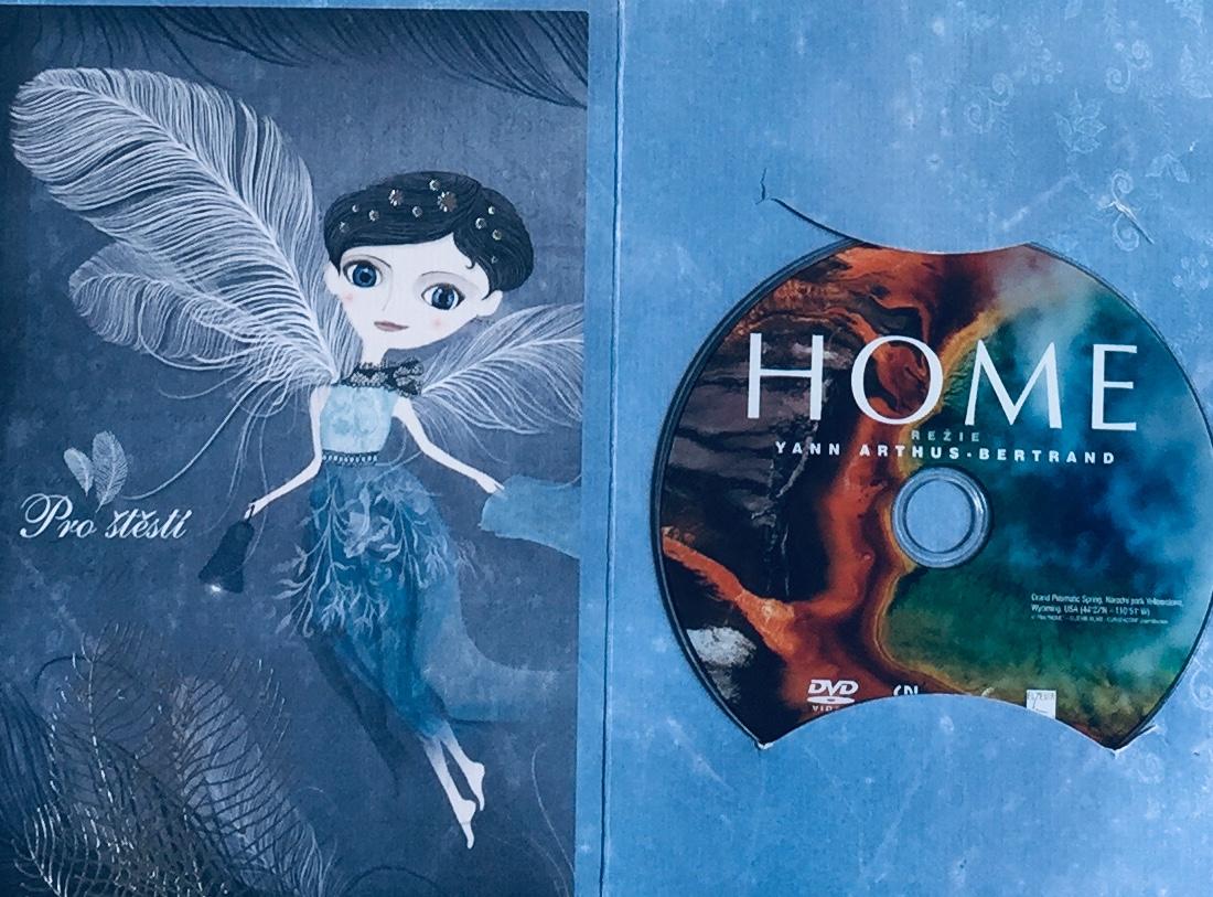 Home /  Domov aneb Kam směřuje naše cesta - DVD /dárkový obal/