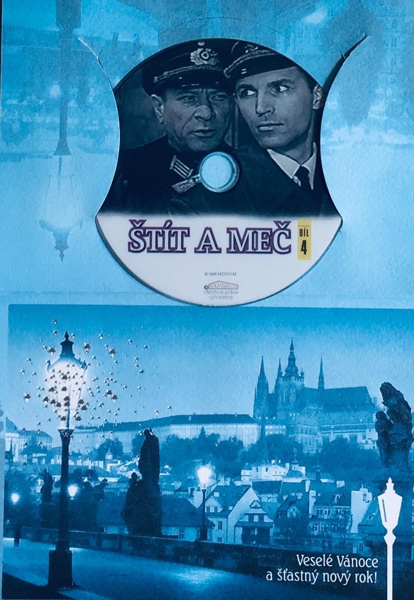 Štít a meč 4 - DVD /dárkový obal/
