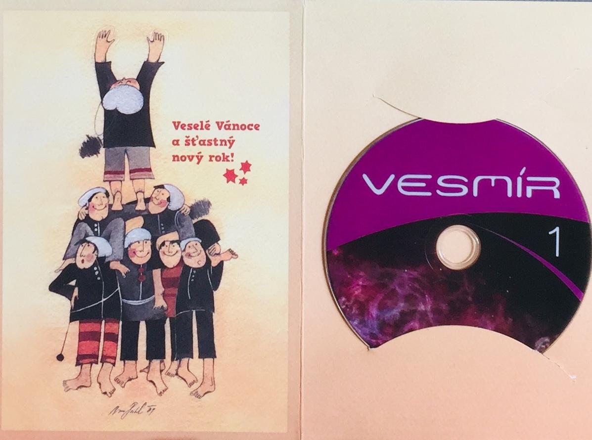 Vesmír 1 - DVD /dárkový obal/