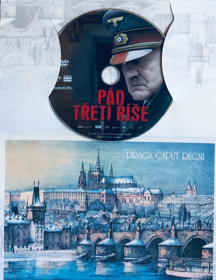 Pád Třetí říše - DVD /dárkový obal/
