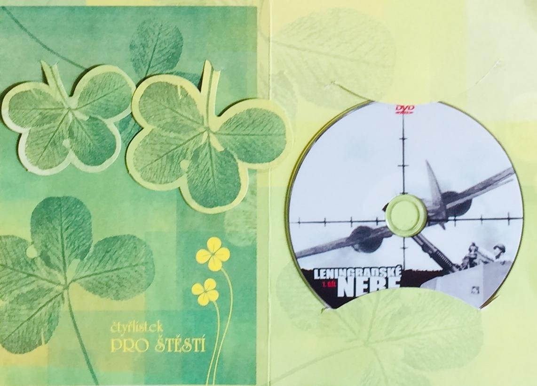 Leningradské nebe 1 - DVD /dárkový obal/