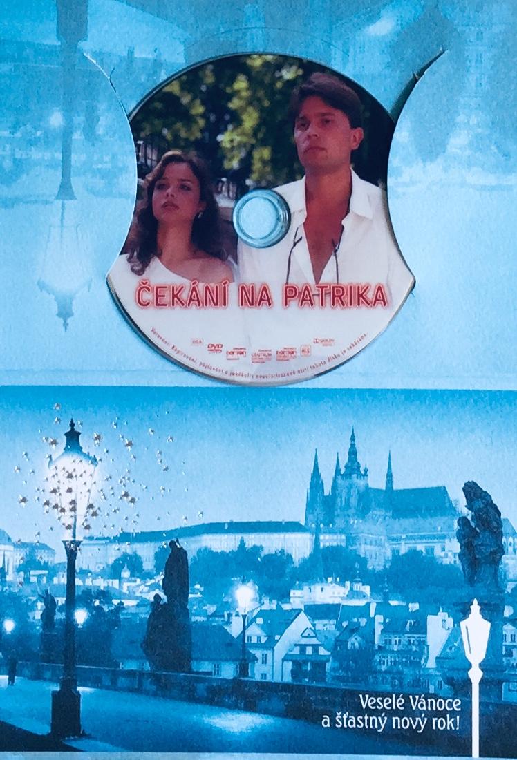 Čekání na Patrika - DVD /dárkový obal/