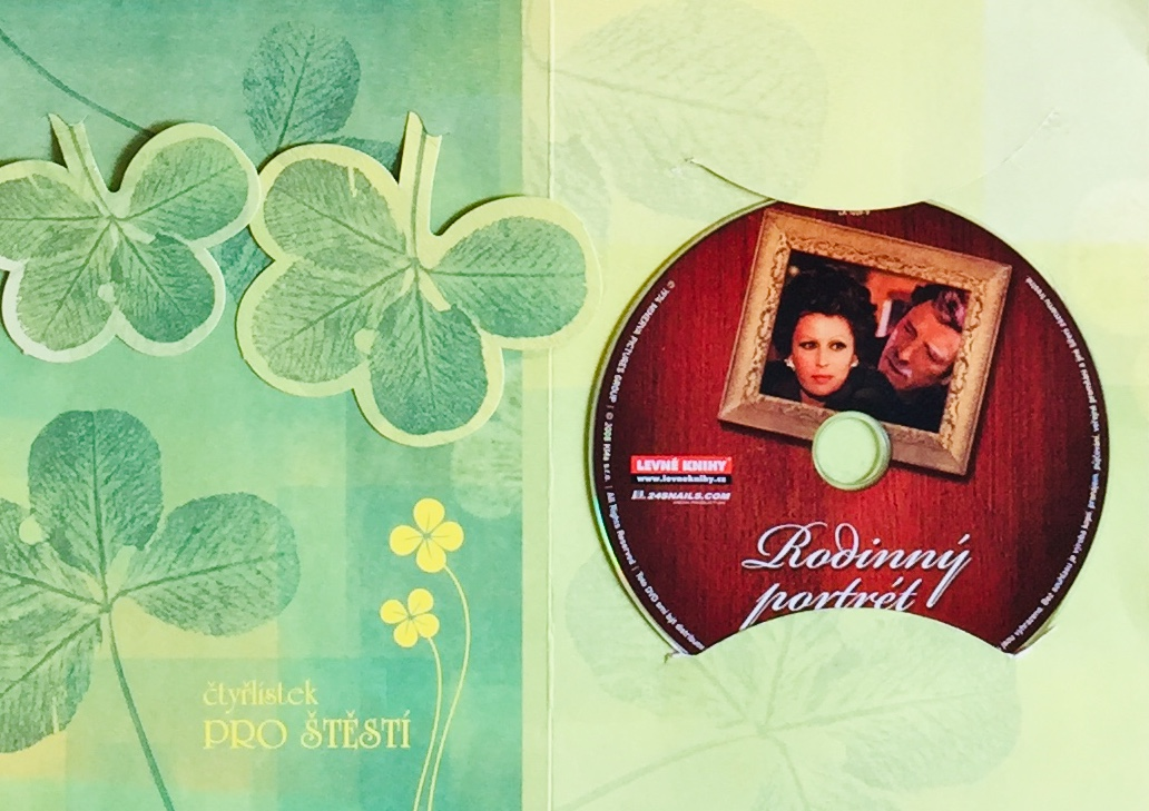 Rodinný portrét - DVD /dárkový obal/