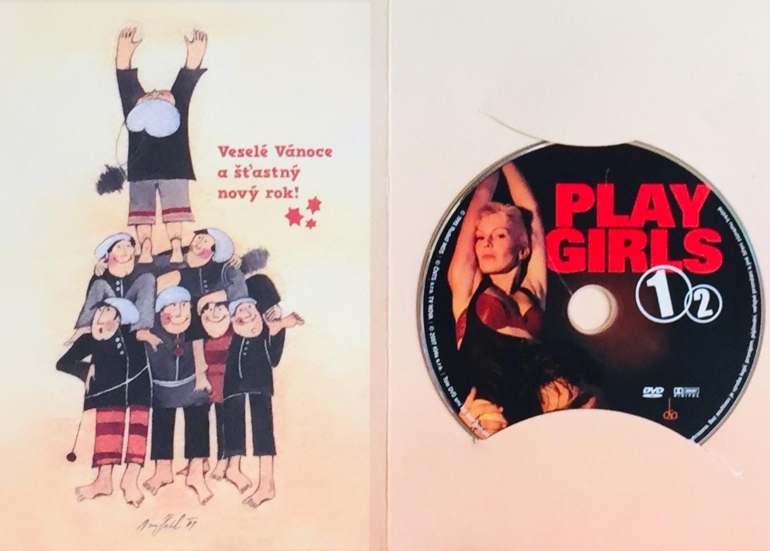 Play Girls 1, 2 - DVD /dárkový obal/