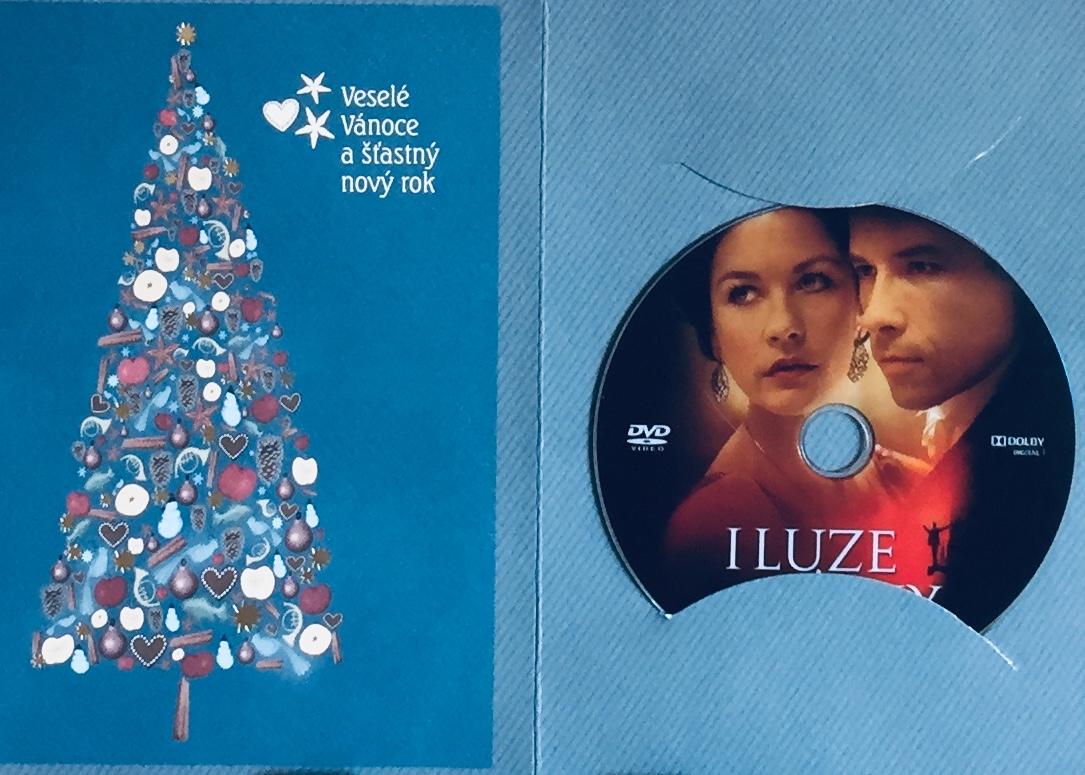 Iluze lásky - DVD /dárkový obal/