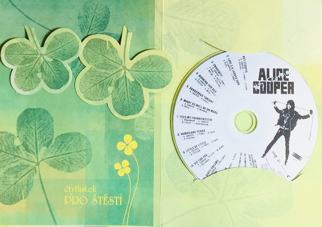 Alice Cooper - Hey Stoopid - CD /dárkový obal/