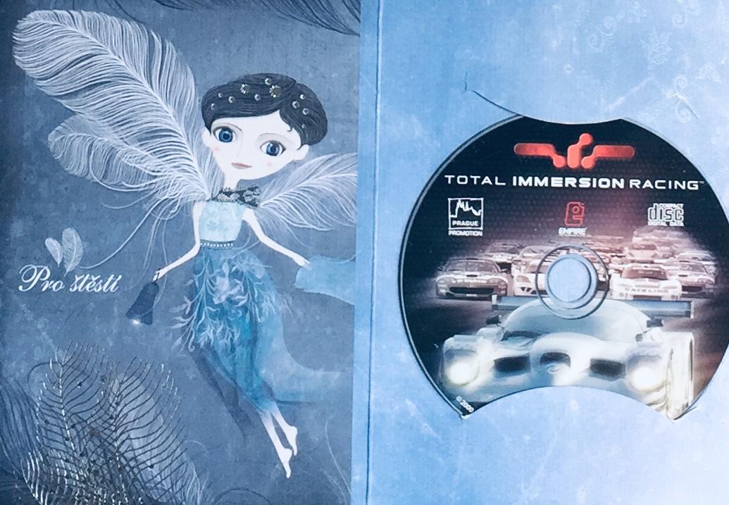 Total Immersion Racing - PC CD /dárkový obal/