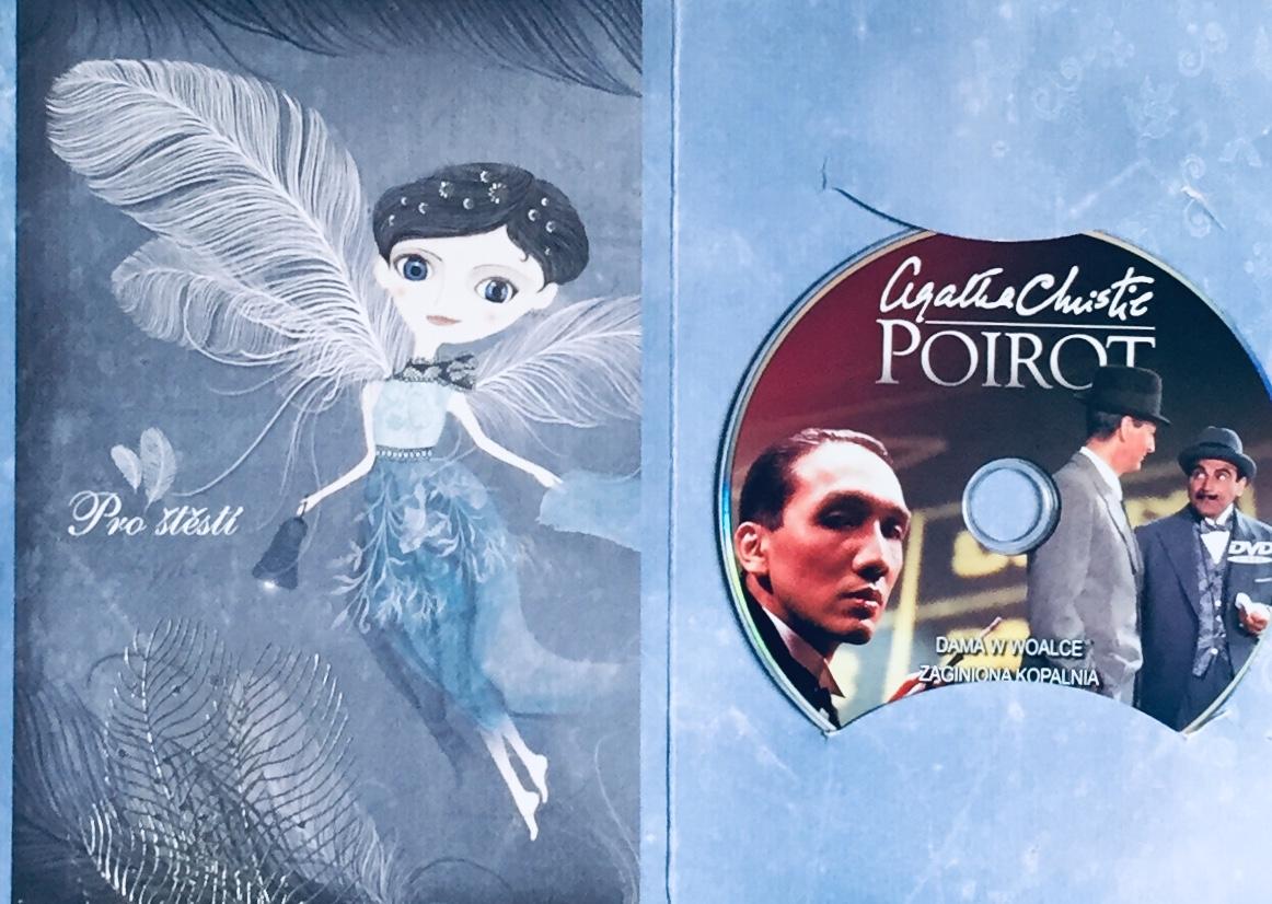 Poirot 7 - DVD /dárkový obal/