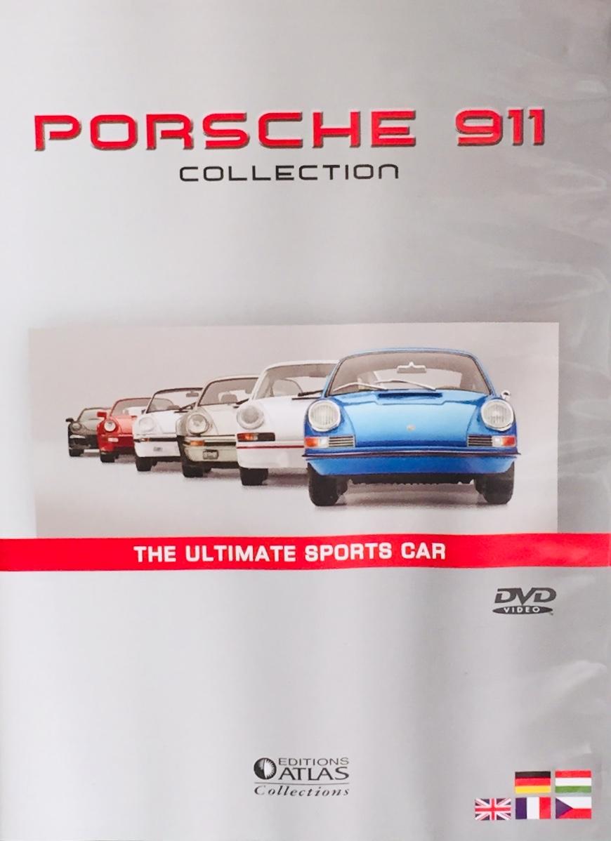 Porsche 911 Collection - DVD /slim/