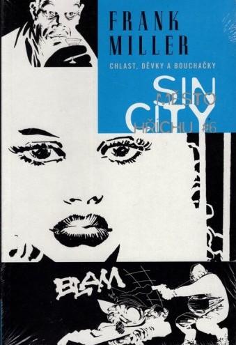 Sin City - Město hříchu #6 - Frank Miller /bazarové zboží/