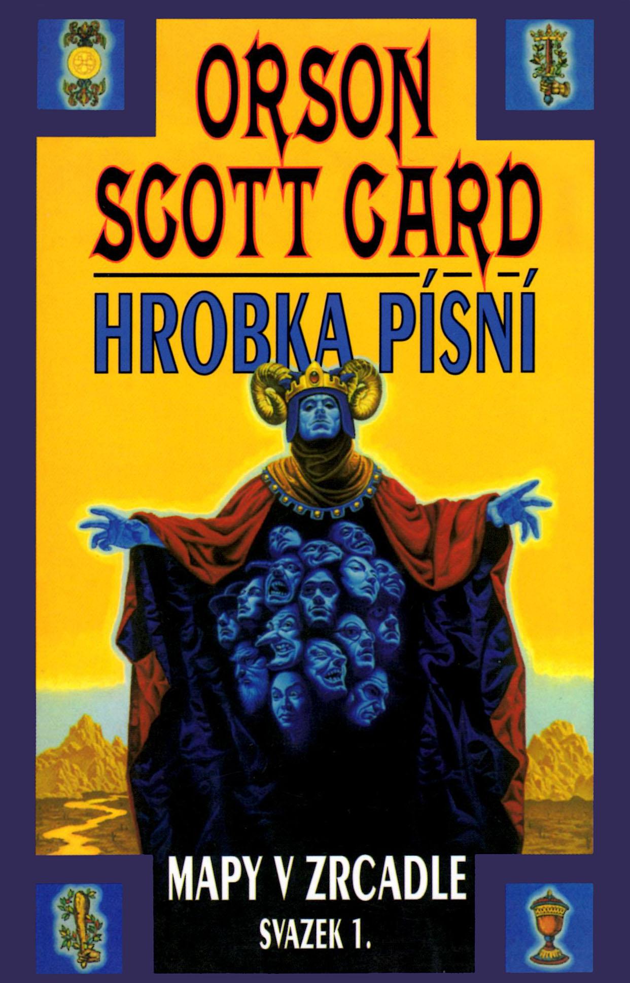 Hrobka písní - Orson Scott Card /bazarové zboží/