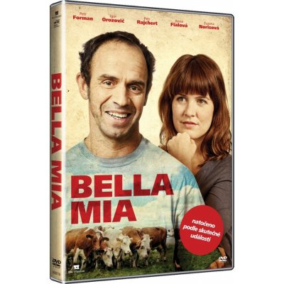 Bella Mia - DVD /plast/