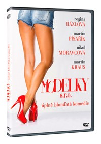 Modelky s.r.o. - DVD /plast/