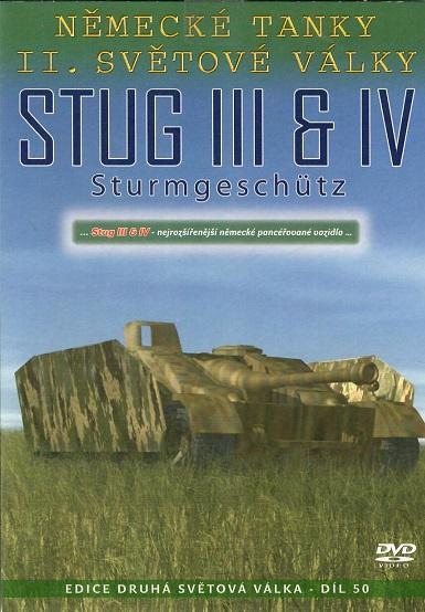 Německé tanky II.světové války - Stug III&IV - DVD