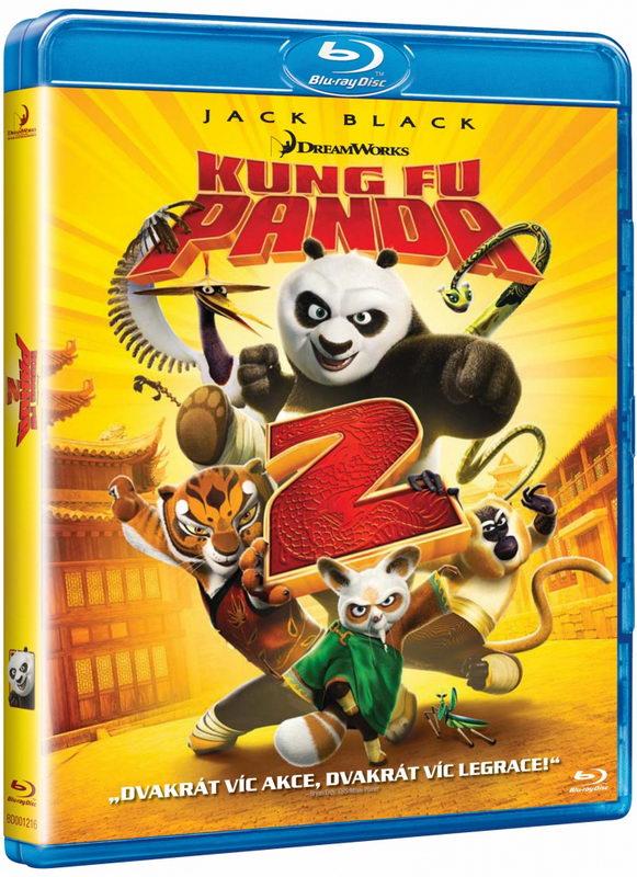 Kung Fu panda 2 - BD