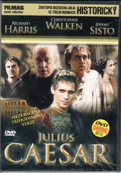 Julius Caesar - DVD plast