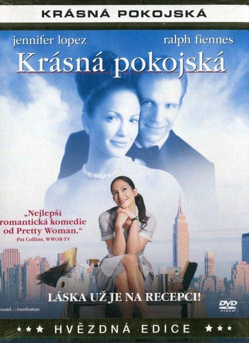 Krásná pokojská ( digipack ) DVD