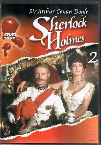 Sherlock Holmes 2 - Skandál v Čechách/ Tančící figurky ( plast )- DVD